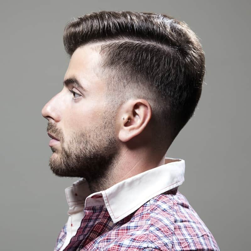 70 Best Taper Fade Men's Haircuts - [2018 Ideas&Styles]