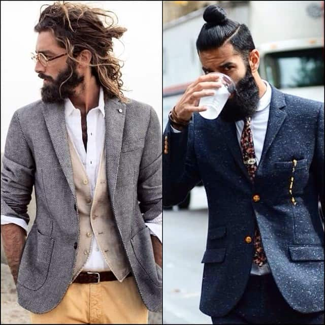 80+ Best Men\u0027s Hairstyles For Long Hair , Be Iconic (2019)