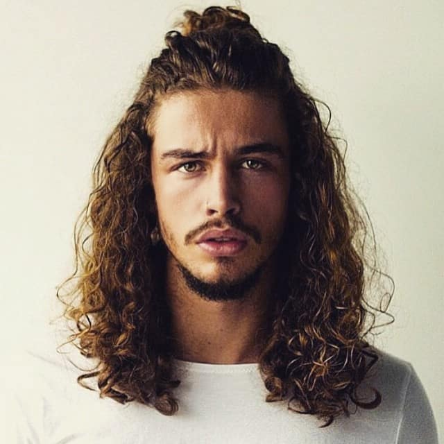 80+ Best Men\'s Hairstyles For Long Hair - Be Iconic (2018)