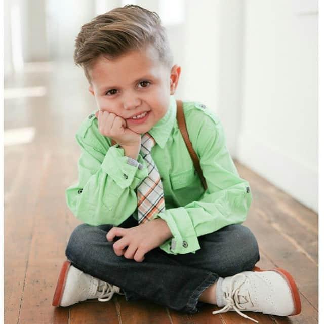 70 Por Little Boy Haircuts Add