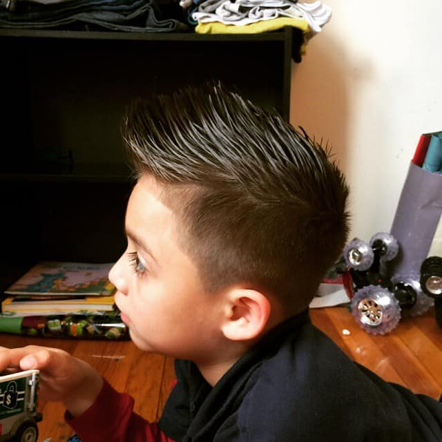 Sweet Little Boy Haircuts Most Parents Prefer