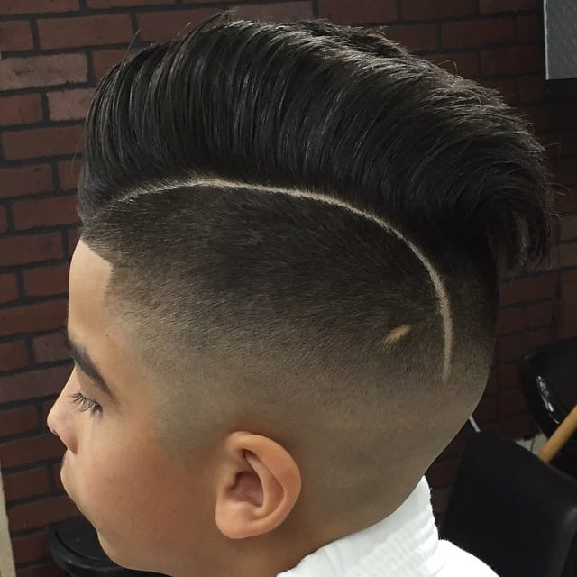 80 Popular Little Boy Haircuts Add Charm In 2021