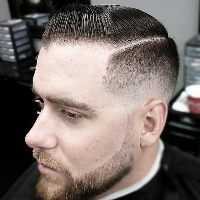 45 Elegant Undercut Hairstyles for Men  New Styling Ideas - Classic Hairstyles