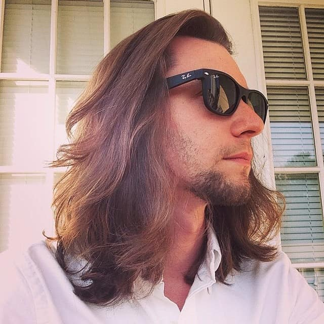 Medium Length Mens Long Hairstyles 2019 56