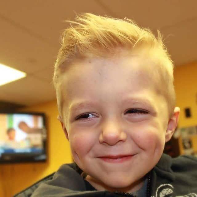 Wondrous 40 Sweet Little Boy Haircuts Most Parents Prefer Short Hairstyles For Black Women Fulllsitofus