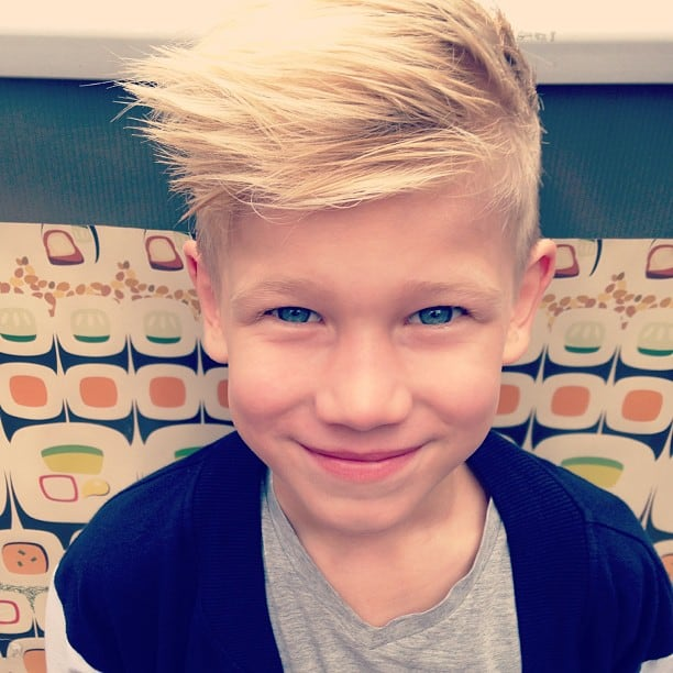 style boys hair 40 sweet boy haircuts most parents prefer 9371