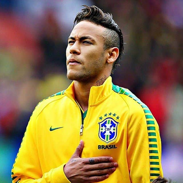 80 Awesome Soccer Player Haircuts Specially For Fans2019