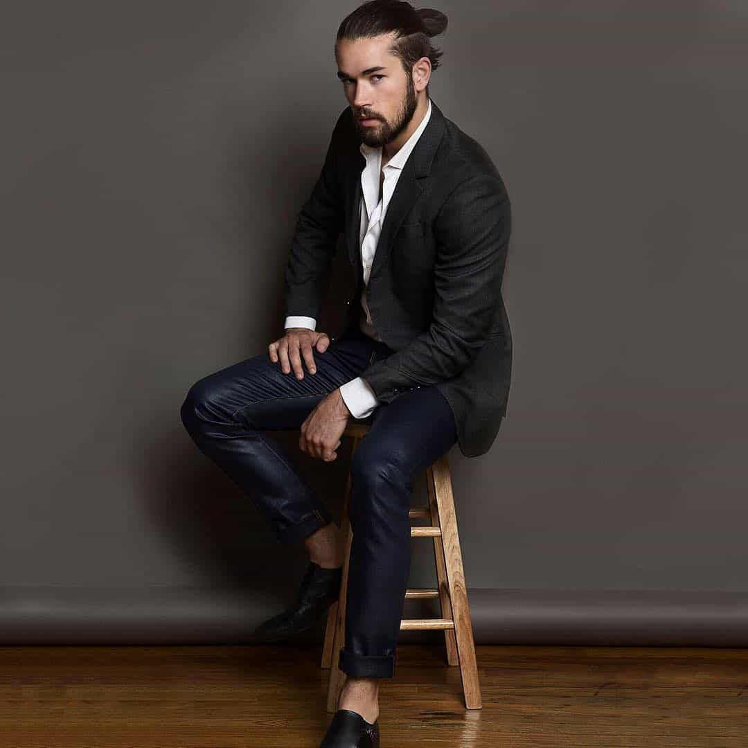 80 Best Men S Hairstyles For Long Hair Be Iconic 2019