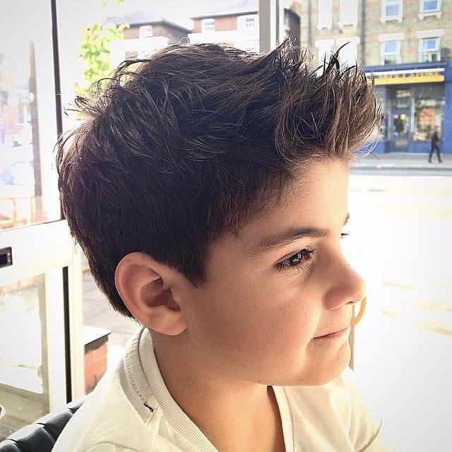 80 Popular Little Boy Haircuts Add Charm In 2020 A