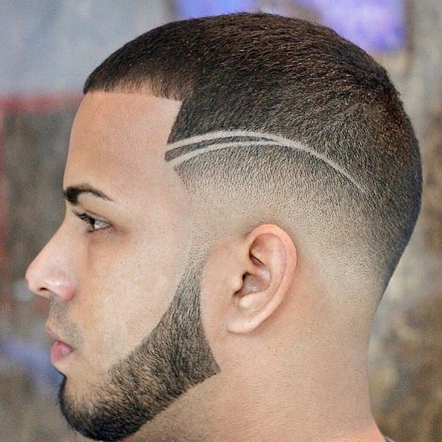 Head shaved patterns