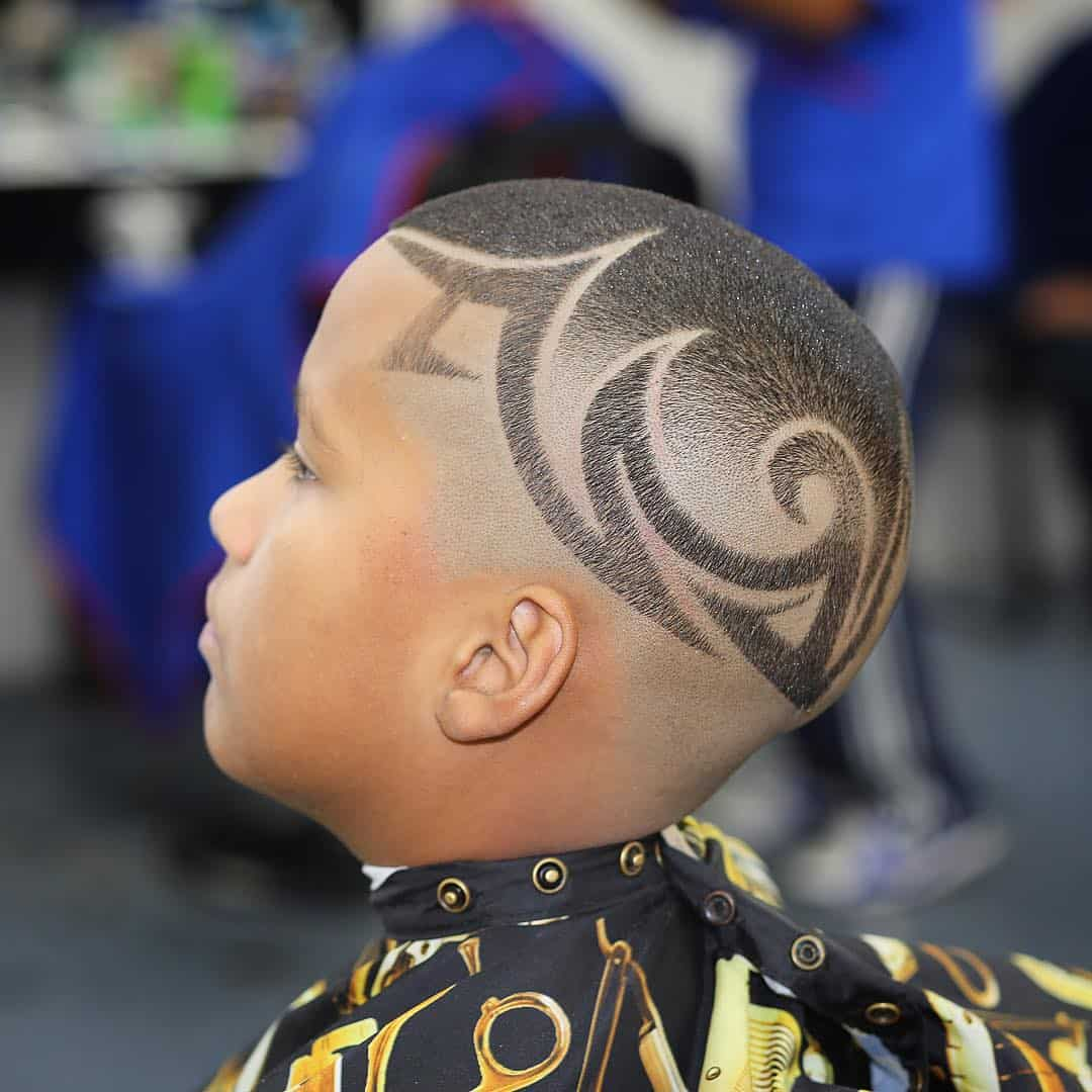 70 Popular Little Boy Haircuts Add Charm In 2018