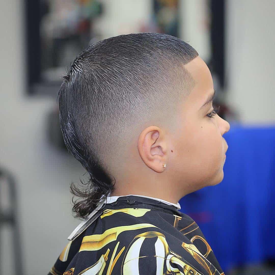 70 Popular Little Boy Haircuts - Add Charm in 2019