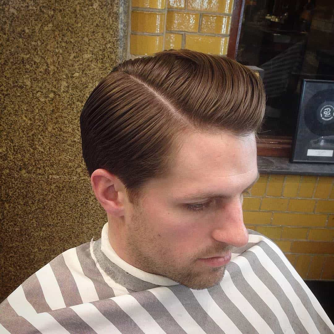 Excellent 25 Best Pompadour Haircut For Men Unique Ideas Hairstyle Inspiration Daily Dogsangcom