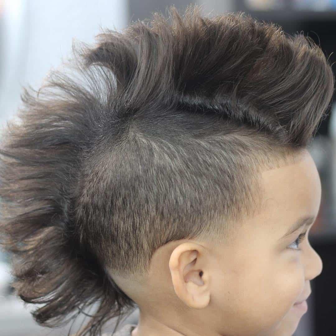 70 Popular Little Boy Haircuts - Add Charm in 2019 Â
