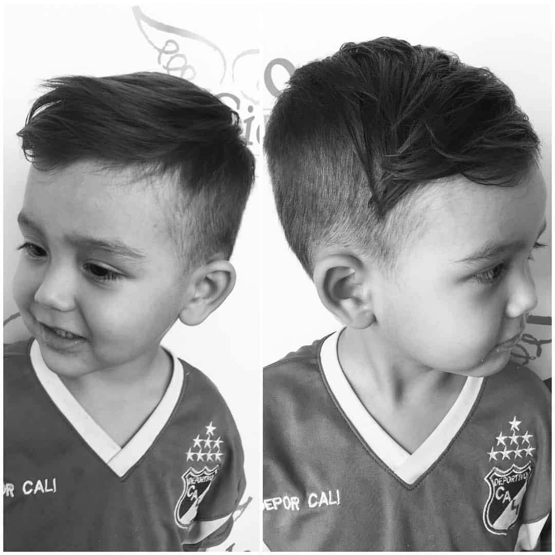 Admirable 40 Sweet Little Boy Haircuts Most Parents Prefer Hairstyles For Men Maxibearus