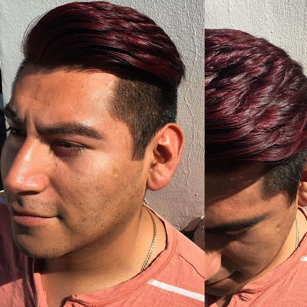 Cool 30 Spectacular Hair Color Ideas For Men Express Yourself Hairstyles For Women Draintrainus
