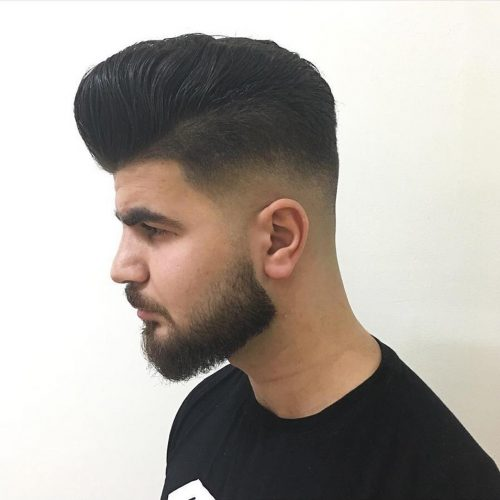 Galerry pompadour hairstyle products