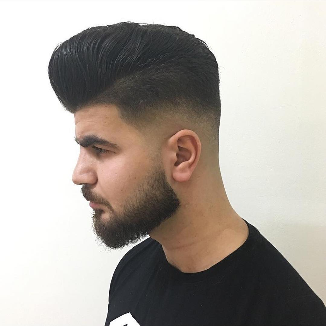 75 Best Pompadour Haircut For Men 2018 Unique Ideas