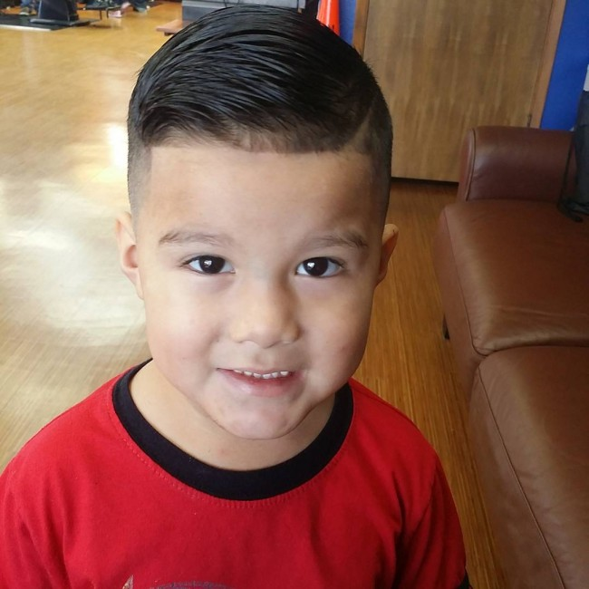 12 business class little boy haircut