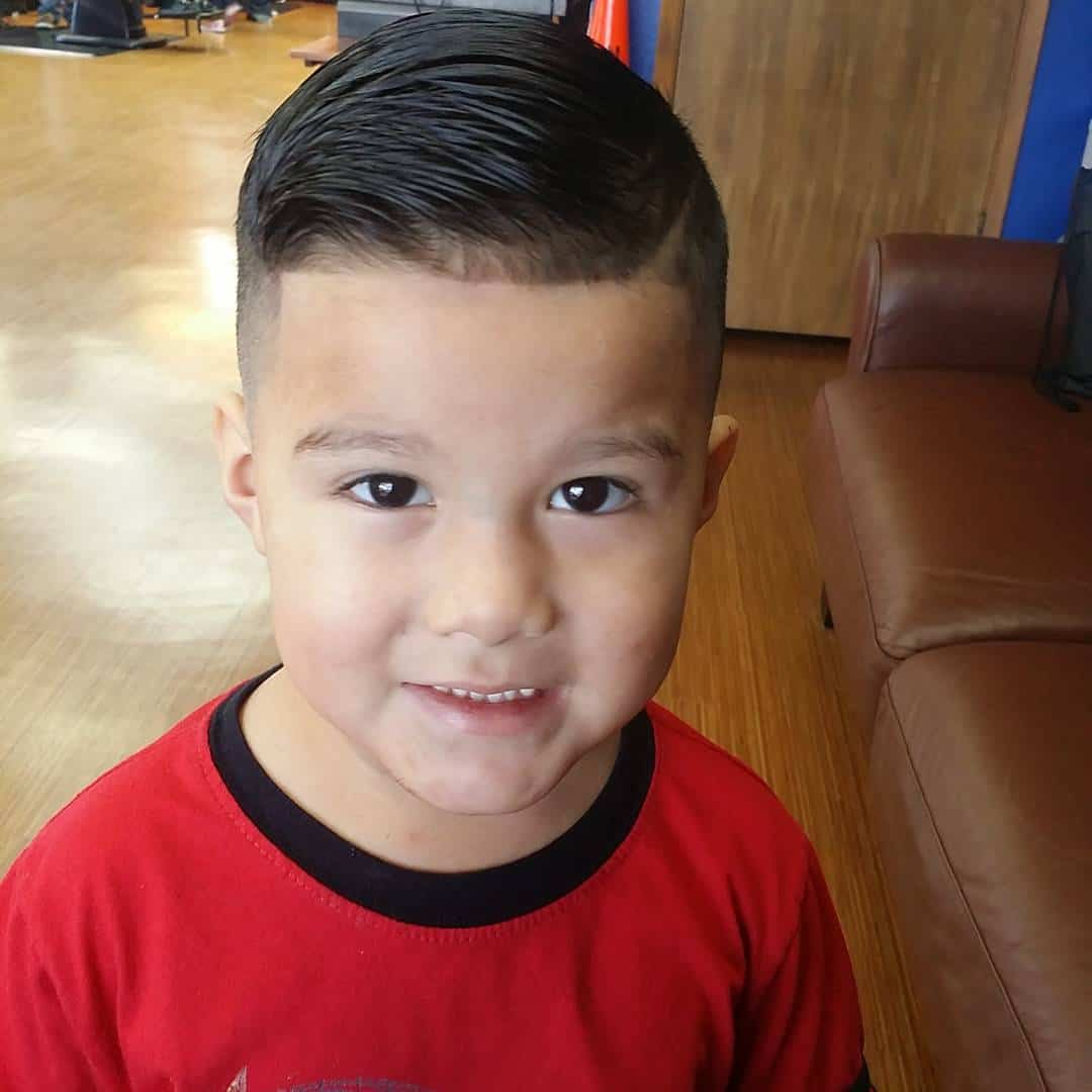 Sensational 40 Sweet Little Boy Haircuts Most Parents Prefer Hairstyles For Men Maxibearus