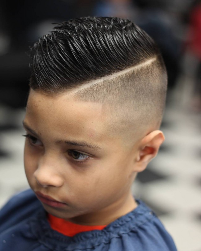 70 Popular Little Boy Haircuts Add Charm In 2017