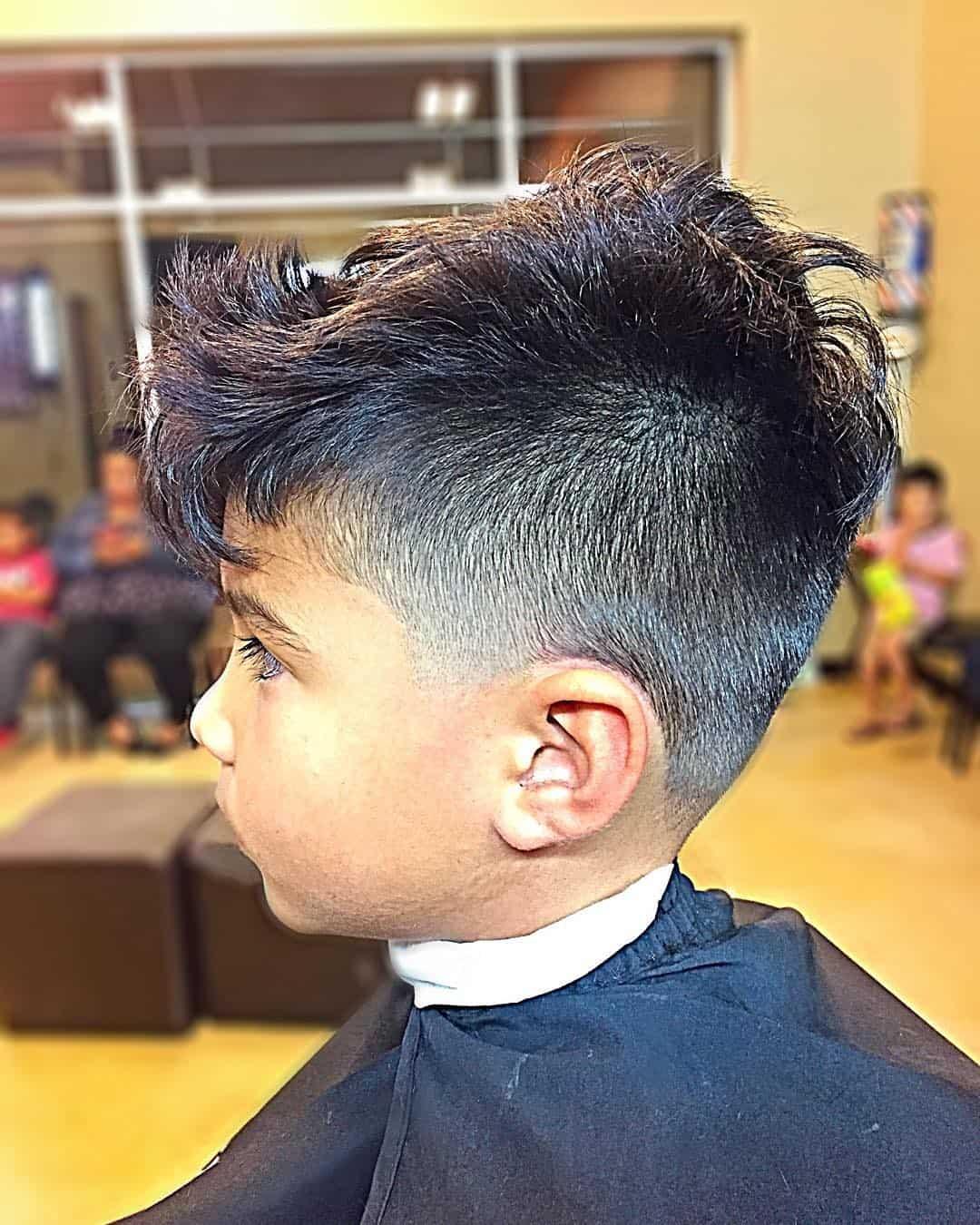 70 Popular Little Boy Haircuts - [Add Charm in 2017]