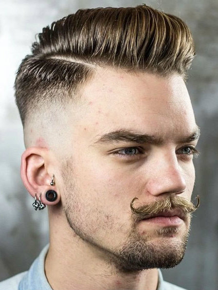 Marvelous Top 30 Taper Fade Mens Haircut Styles Short Hairstyles For Black Women Fulllsitofus