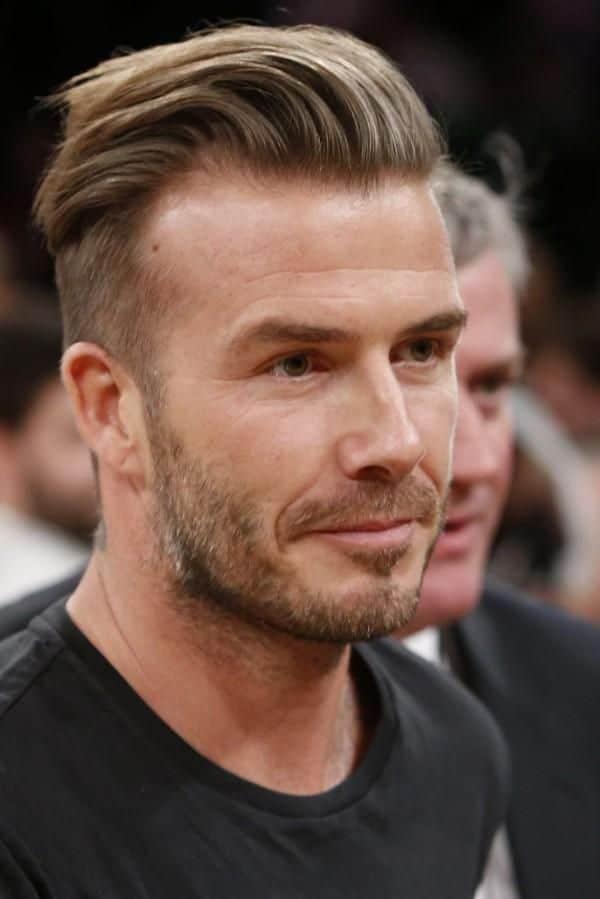Super David Beckham Hairs All Hairstyles Through The Years Short Hairstyles Gunalazisus