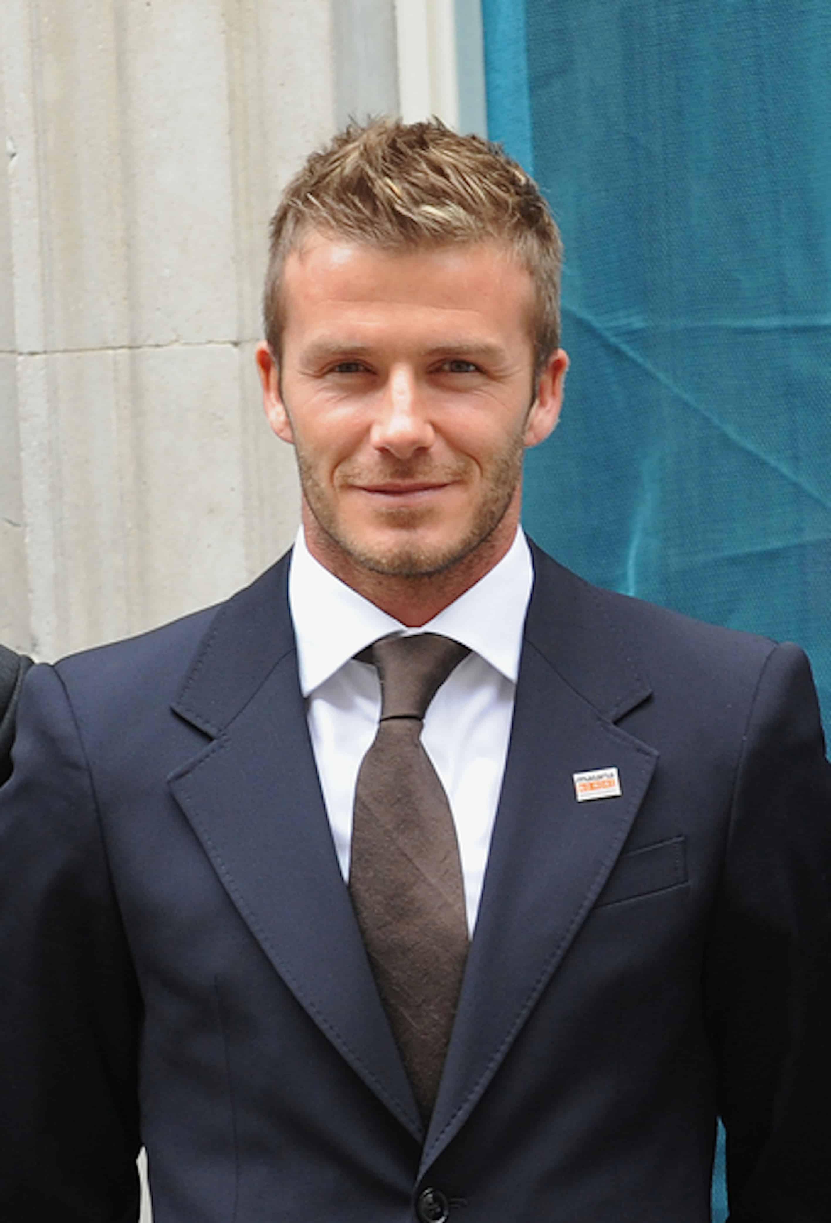 45 Best David Beckham Hair Ideas-(All Hairstyles Till 2018)