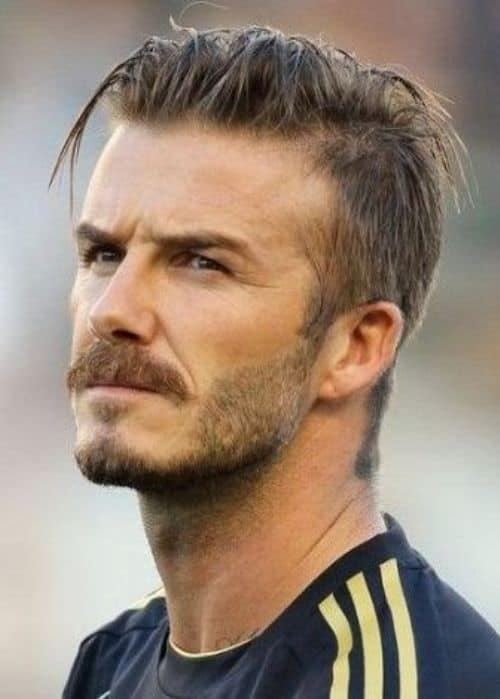 Prime David Beckham Hairs All Hairstyles Through The Years Hairstyle Inspiration Daily Dogsangcom