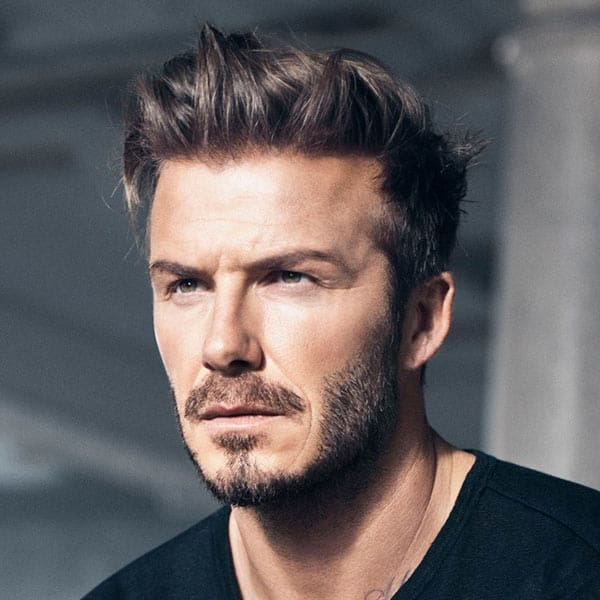 Marvelous David Beckham Hairs All Hairstyles Through The Years Hairstyles For Women Draintrainus