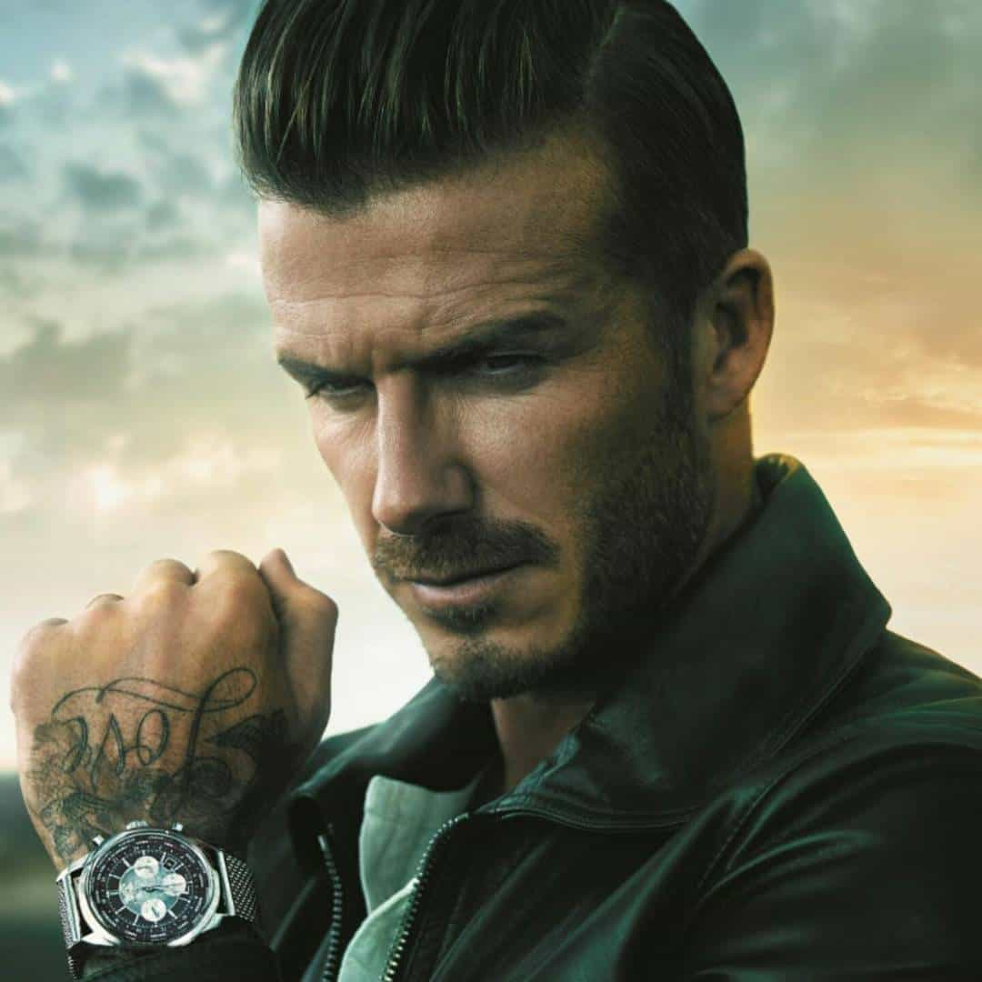 45 David Beckham Hair Ideas – All Hairstyles Through The Years