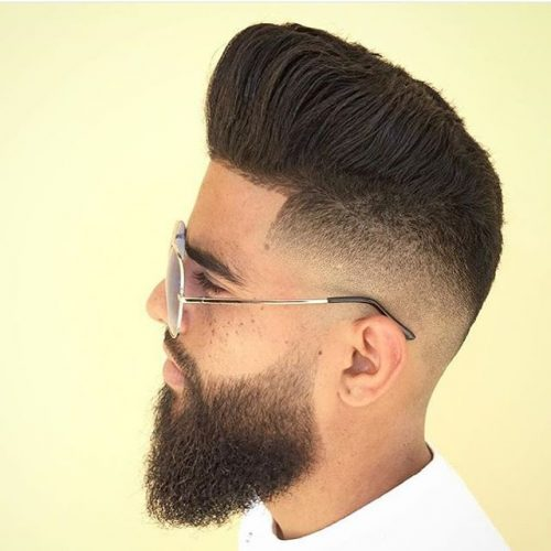How To Blend Fade Haircut Hairs Picture Gallery