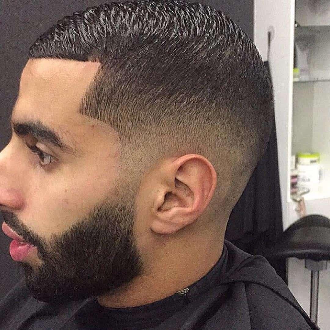 100 Amazing Fade Haircut For Men - [Nice 2018 Looks]