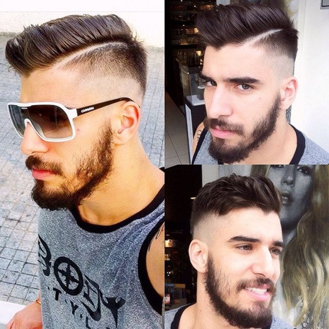 100 Amazing Fade Haircut For Men Nice 2018 Looks