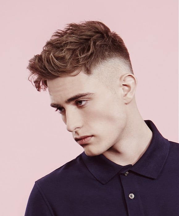70 Best Taper Fade Men\'s Haircuts - [2018 Ideas&Styles]