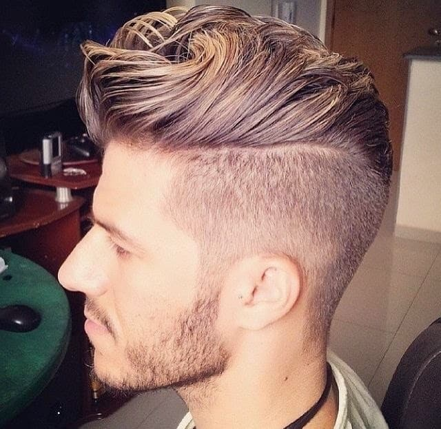 Super Top 30 Taper Fade Mens Haircut Styles Short Hairstyles For Black Women Fulllsitofus