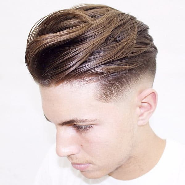 Fade Haircut Diy How To Your Own Hair The Idle Man Trend