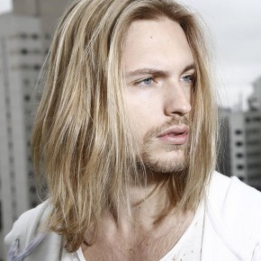Blond Extended Goatee