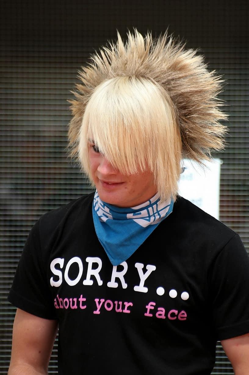 Blonde Emo