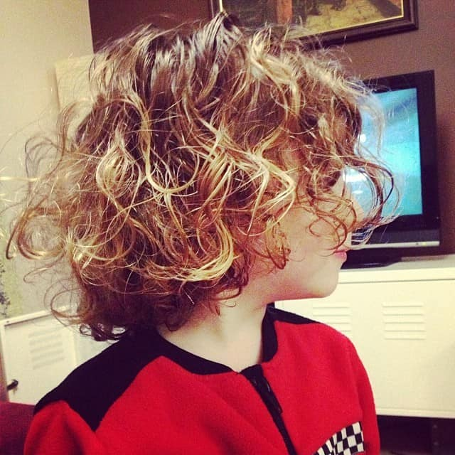 60 Best Boys Long Hairstyles For Your Kid 2020