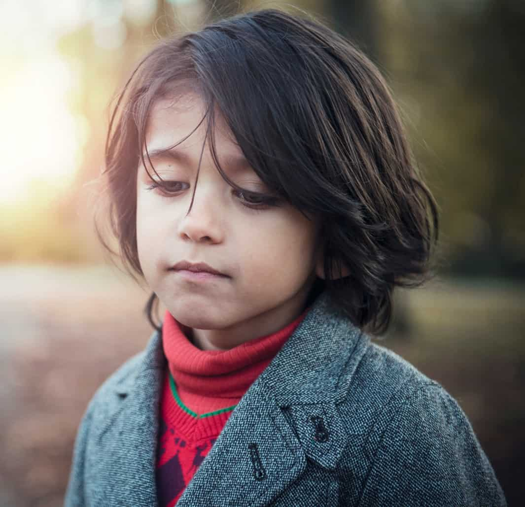 50 best boys' long hairstyles - for your kid (2019)