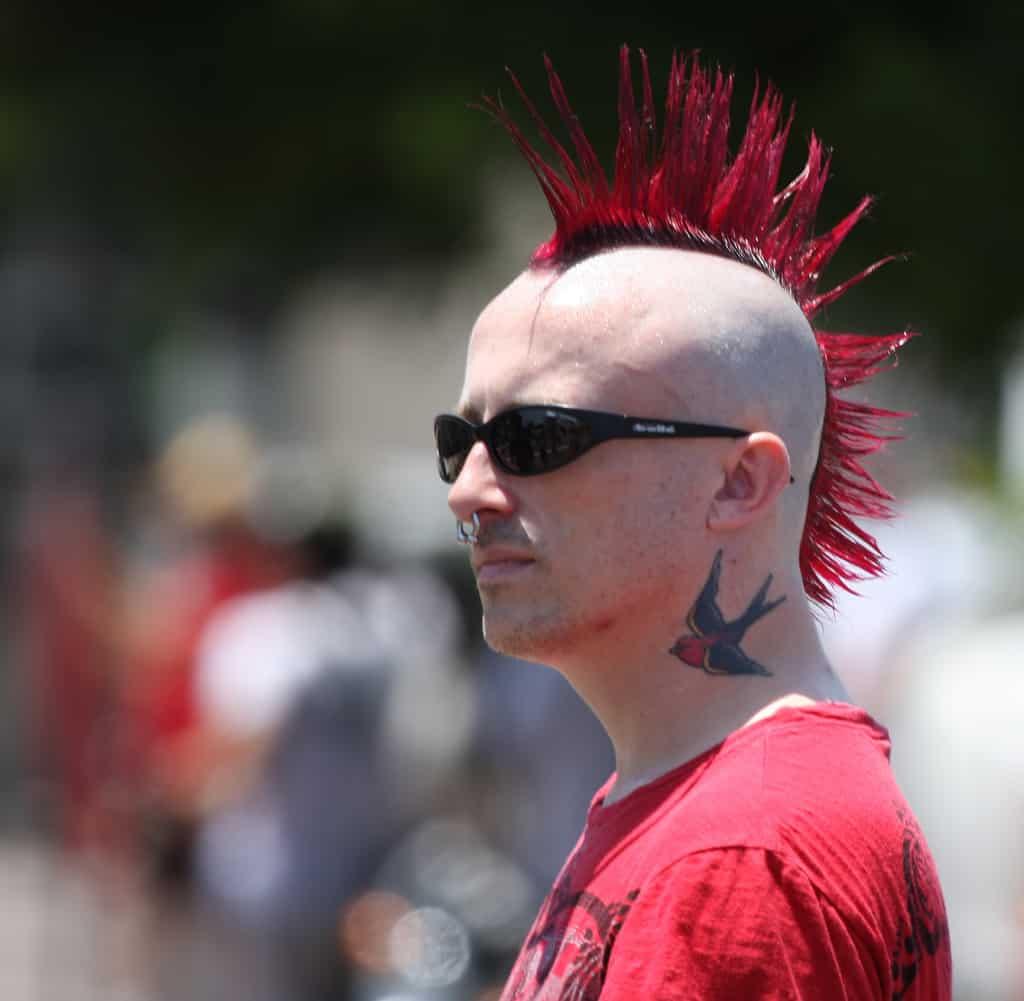 Extreme Spiky Mohawk