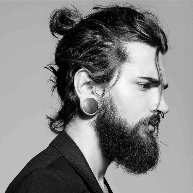 latest facial hair styles 75 excellent hair styles new 2018 trends 5232 | Facial Hair Styles 64 650x650