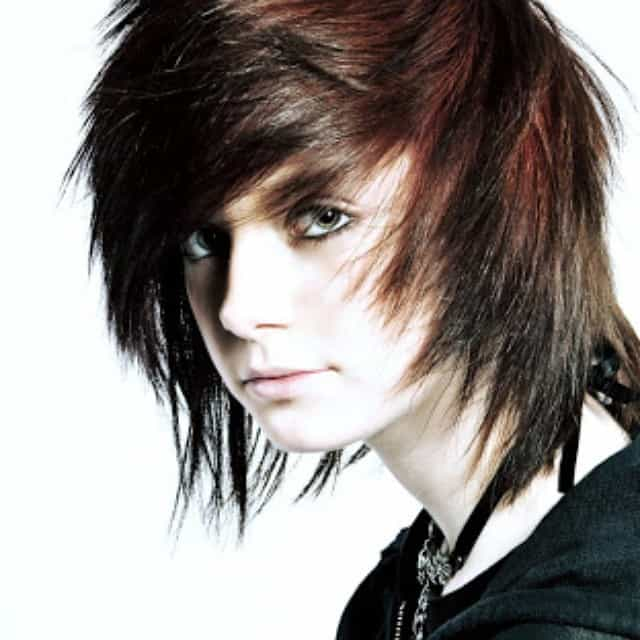 Fine 40 Cool Emo Hairstyles For Guys Creative Ideas Short Hairstyles Gunalazisus