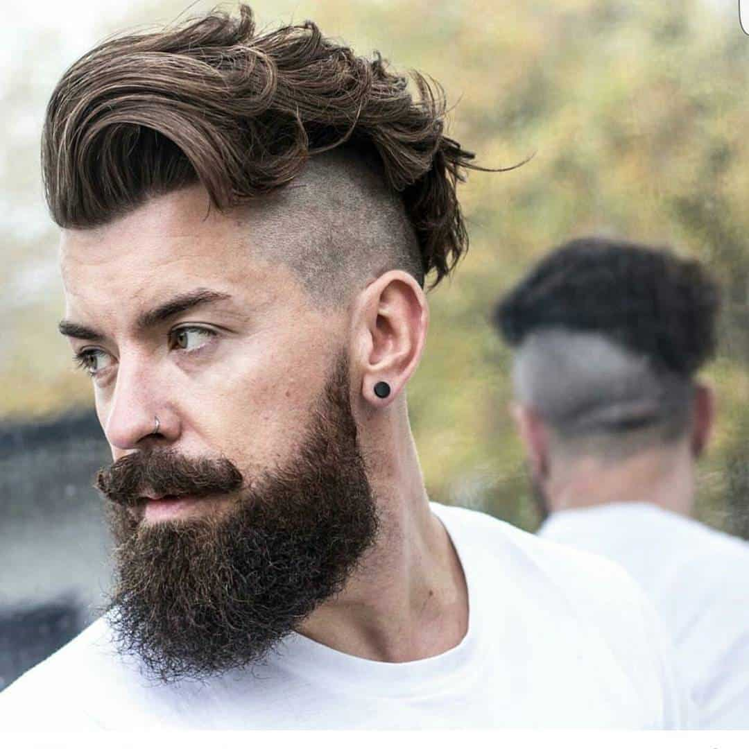 Remarkable 25 Excellent Facial Hair Styles New Modern Trends Short Hairstyles For Black Women Fulllsitofus
