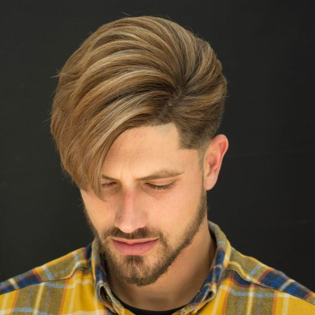 Hairstyles with Bangs 81