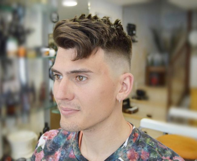 Hairstyles with Bangs 93