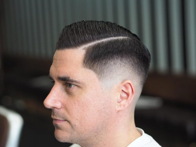 Hard Part Haircut 31