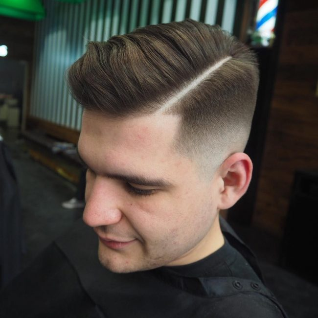 95 Popular Hard Part Haircut Ideas Choose Yours 2020